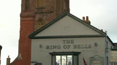 Ring of Bells Pub Stock Footage