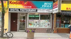 2012-06-24 1350 Queen Street West - stock footage