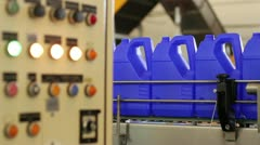production line - stock footage