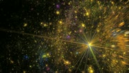 Sparks and Bubbles on Black Stock Footage