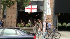 2012-06-24 1355 Queen Street West Stock Footage