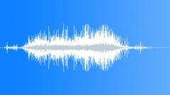 Debris slide - sound effect
