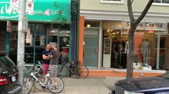 2012-06-24 1358 Queen Street West - stock footage
