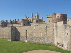 Stock Photo of tower of london