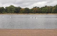 Stock Photo of kensington gardens london