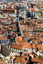 Stock Photo of central lisbon