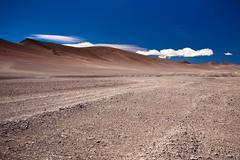 Desert atacama, chile Stock Photos