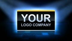 Presentation Your Logo Stock After Effects