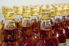 Pulloa skottilaista viskisekoitus Kuvituskuvat