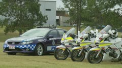 Queensland Police Graduation Ceromony (35) Stock Footage