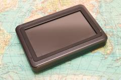 the autonavigator - stock photo