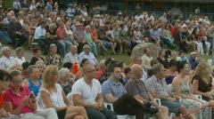 Queensland Police Graduation Ceromony (38) Stock Footage
