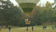 Stock Video Footage of hot-air balloon 22 e