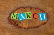 March Stock Photos