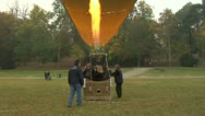 Stock Video Footage of hot-air balloon 27 e