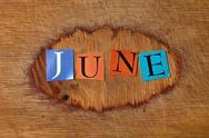 June Stock Photos