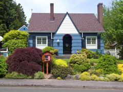 Home sweet home, gresham or. Stock Photos