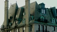 Victorian Mansion Stock Footage