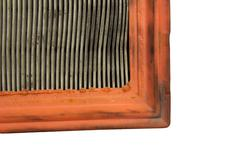 Air filter from the vehicle Stock Photos