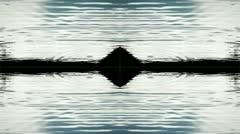 Water kaleida Stock Footage