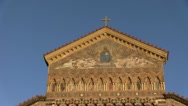 Stock Video Footage of Italy - Campania - Amalfi - Cathedral