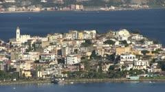 Italy - Campania - Bacoli - stock footage