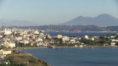 Italy - Campania - Bacoli Stock Footage