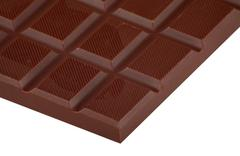 Stock Photo of bar of  brown chocolate