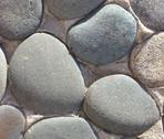 Cobblestone background Stock Photos