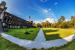 Stock Photo of angkor wat temple