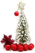Stock Photo of christmas tree decoration