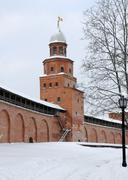 watchtower - stock photo