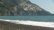 Stock Video Footage of Italy - Campania - Positano