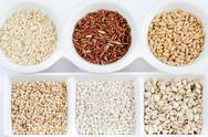 Stock Photo of grains