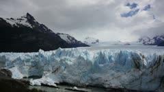 Glaciar Perito Moreno Stock Footage