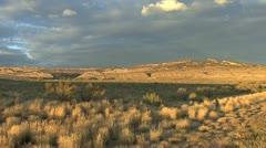 Colorado eastern landscape 2 Stock Footage