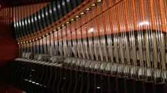Grand Piano Strings Arkistovideo