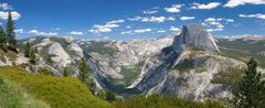 Yosemite Valley final.jpg - stock photo