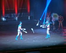 circus - stock footage