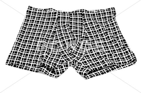Stock photo of boxer briefs