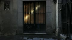 Door - stock footage