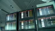 Stock Video Footage of Airport terminal#2.mxf