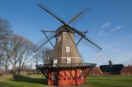 Stock Photo of windmill
