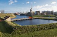 Stock Photo of kastellet fortress in copenhagen