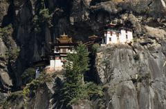 Tigers Nest - stock photo