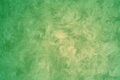 light green faux painted wall - stock photo