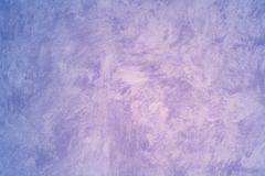 Purple faux painted wall Stock Photos