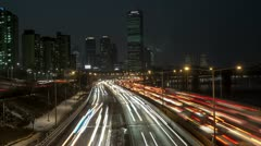 Seoul City Stock Footage
