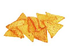 Tortilla chips Stock Photos