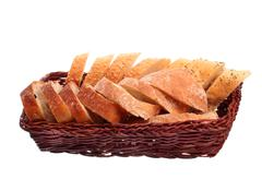 Stock Photo of bread basket